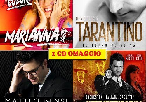 OFFERTA MERAVIGLIOSA 7 – 4 CD + 1 CD OMAGGIO