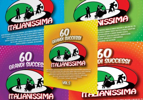 ITALIANISSIMA 60 GRANDI SUCCESSI