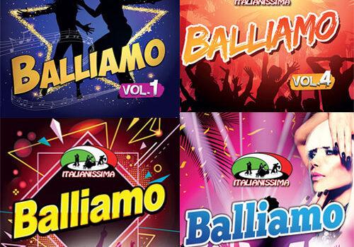 BALLIAMO 4 CD